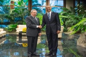 Histórica visita del presidente Obama a Cuba