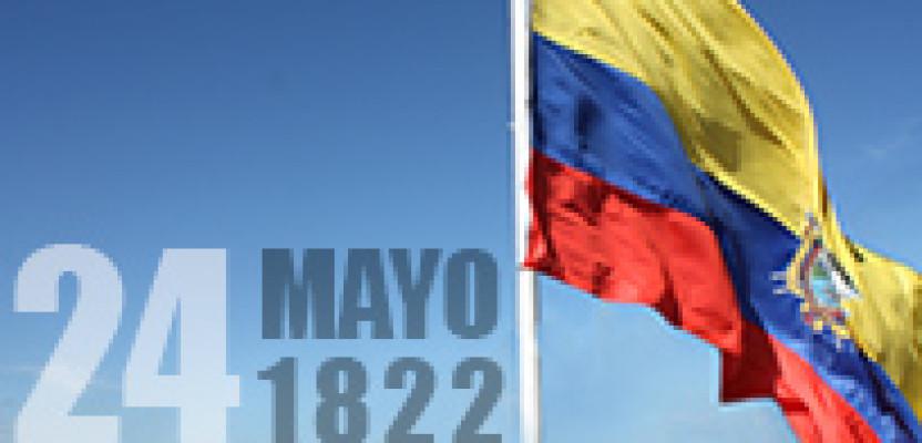 Ecuador celebra su independencia