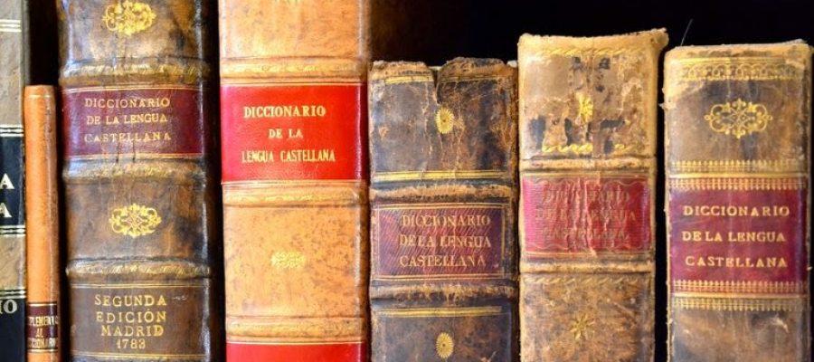 Maravillosos diccionarios