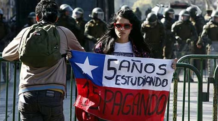 Chile y la educación gratuita