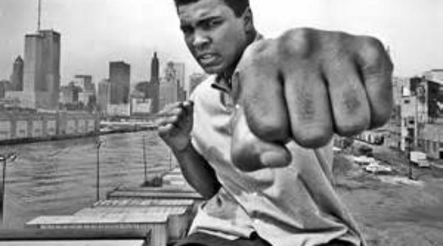 Mohamed Alí, el imprescindible luchador