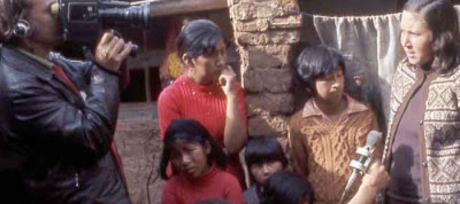 Alain Labrousse, amigo de Bolivia