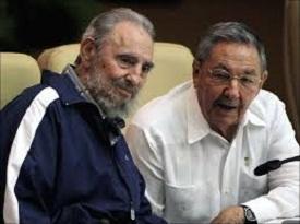 Raul-y-Fidel-Castro