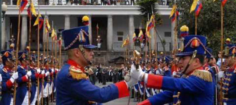 Instituciones armadas y democracia formal