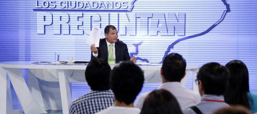 La anomalía Correa