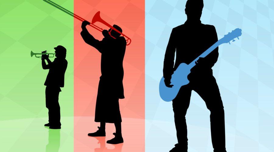 Músicos afinan criterios sobre derechos de autor