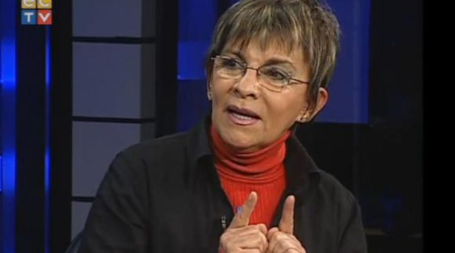 Adiós a la maestra de juventudes: Pilar Núñez.