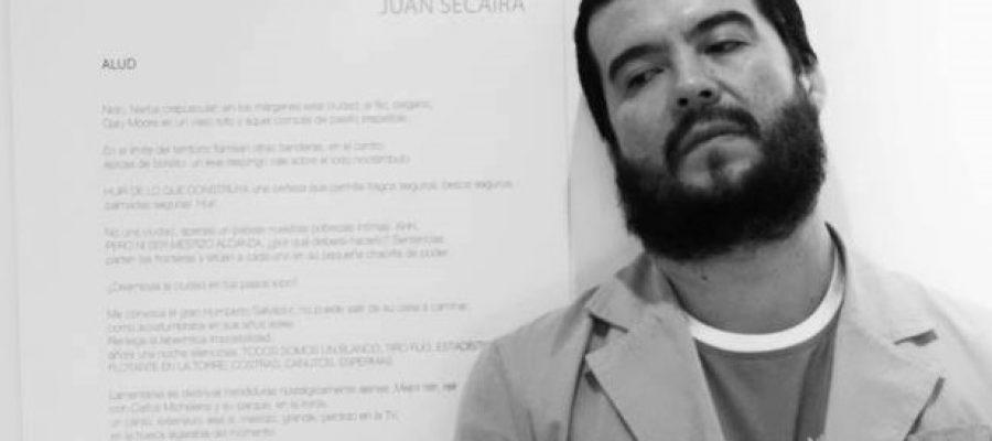 Juan Secaira, poeta de vislumbre sombrío