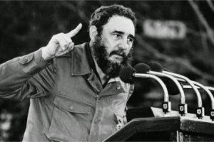 El pensamiento de Fidel