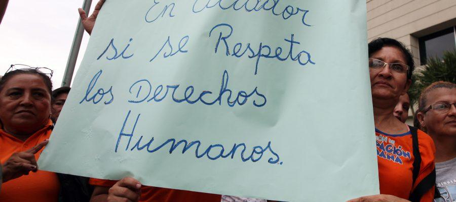 Ecuador y los Derechos Humanos