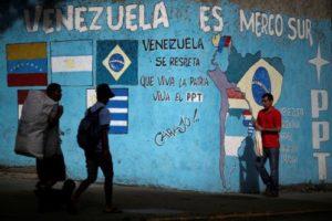 Mercosur y el cuarteto antivenezolano