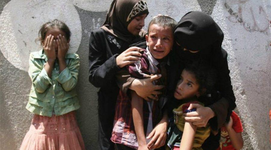 Ecuador repudia crímenes sionistas en la ONU