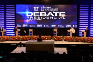 Un debate sin debate