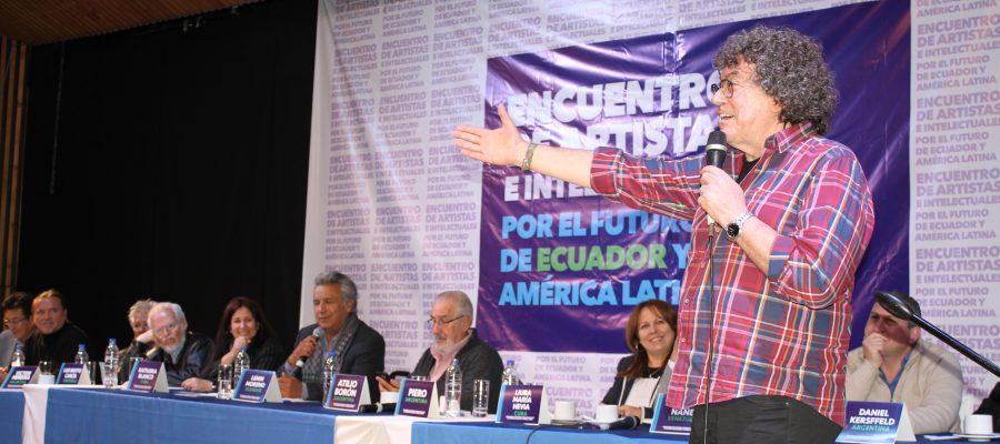 Ecuador, un faro de resistencia frente a la ofensiva neoliberal