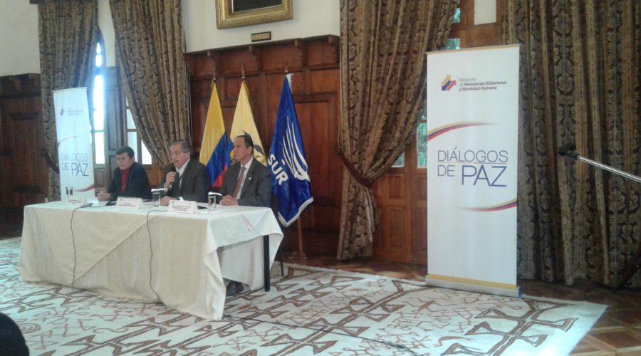 La paz de Colombia es la paz del continente