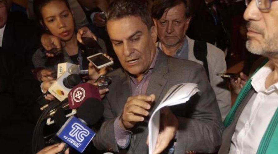 Alianza País denuncia ante el CNE inconsistencias en actas electorales