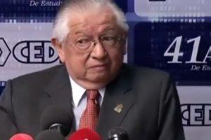 Polibio Córdova: «Hemos sido víctimas de un hecho criminal»