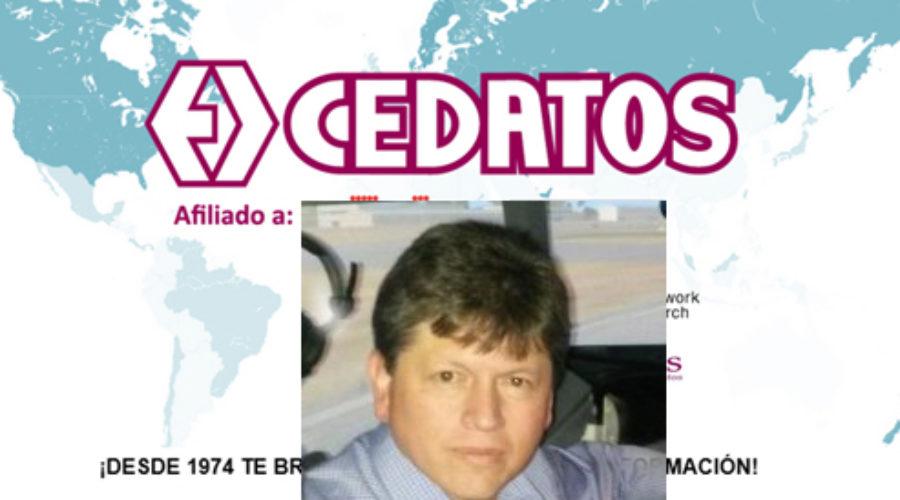 Reacción de Cedatos frente a publicación de LAPALABRABIERTA