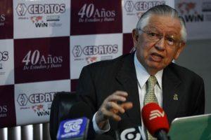 Denuncian: Cedatos altera las cifras electorales