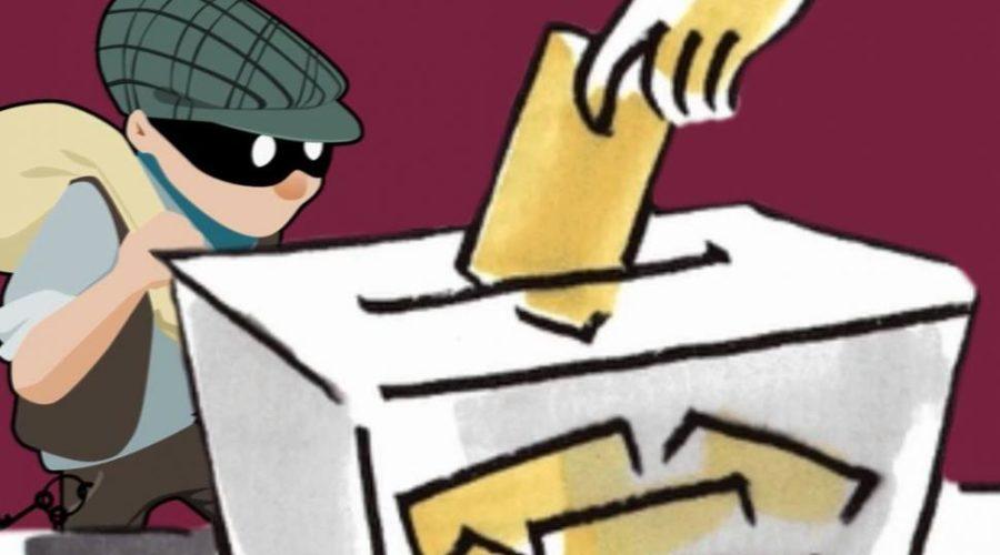 Fantasmas electorales