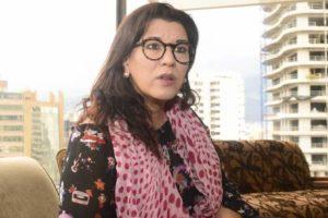 Cynthia García:»Las 49 offshores de Lasso no son públicas»