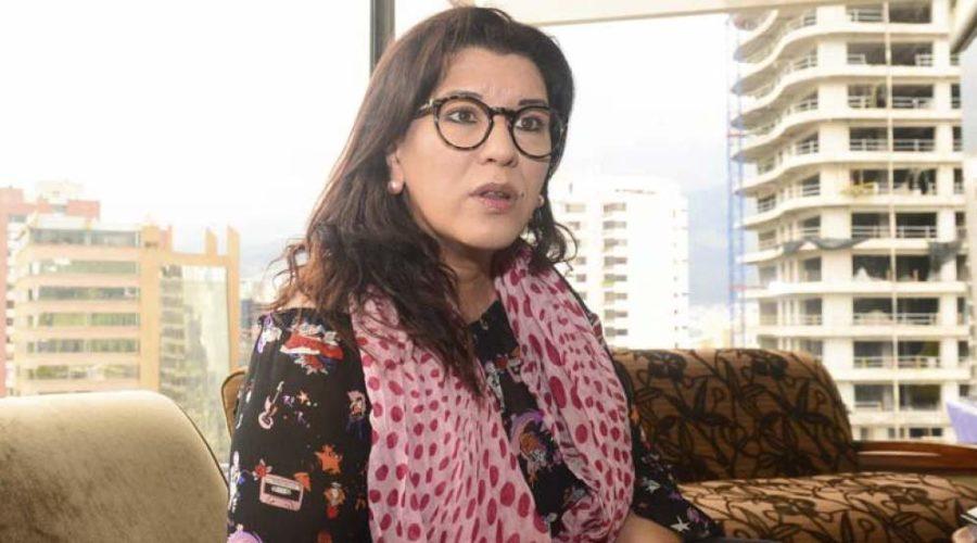 """Cynthia García:""""Las 49 offshores de Lasso no son públicas"""""""