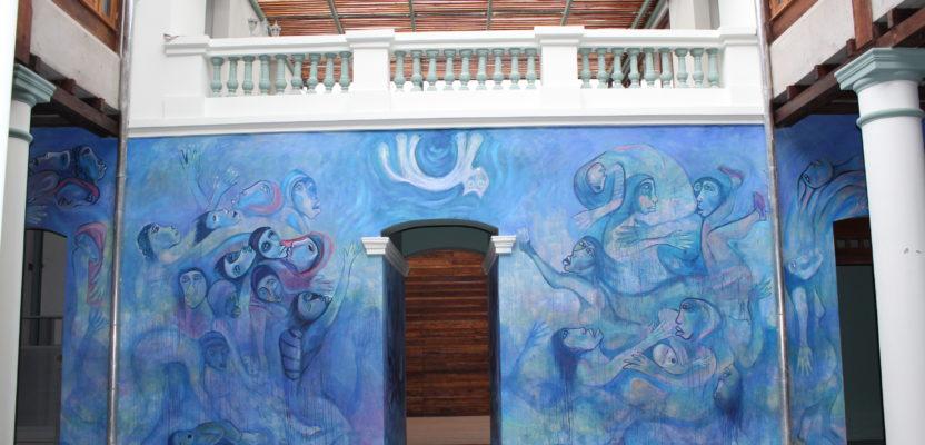Casa Éguëz abre sus puertas
