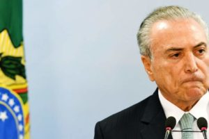 Brasil estremecido por corrupción presidencial