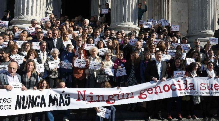 Argentina contra amnistía encubierta a ex dictadores