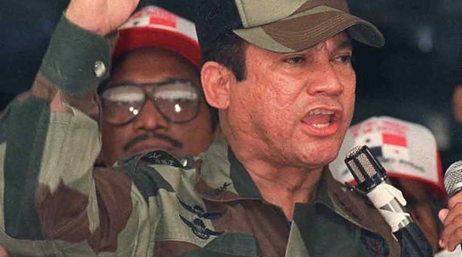 Noriega, el ocaso de un dictador
