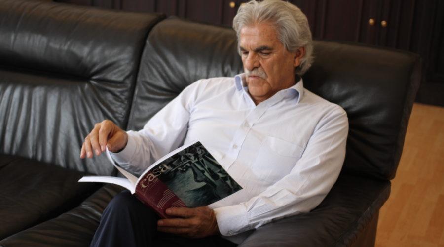 Raúl Pérez Torres busca proyectos de largo alcance