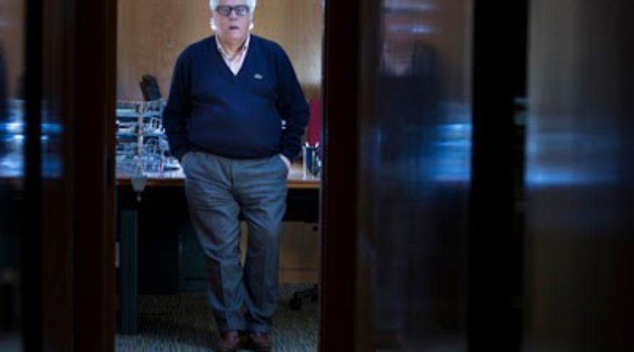 Miguel Ángel Bastenier, maestro tuitero