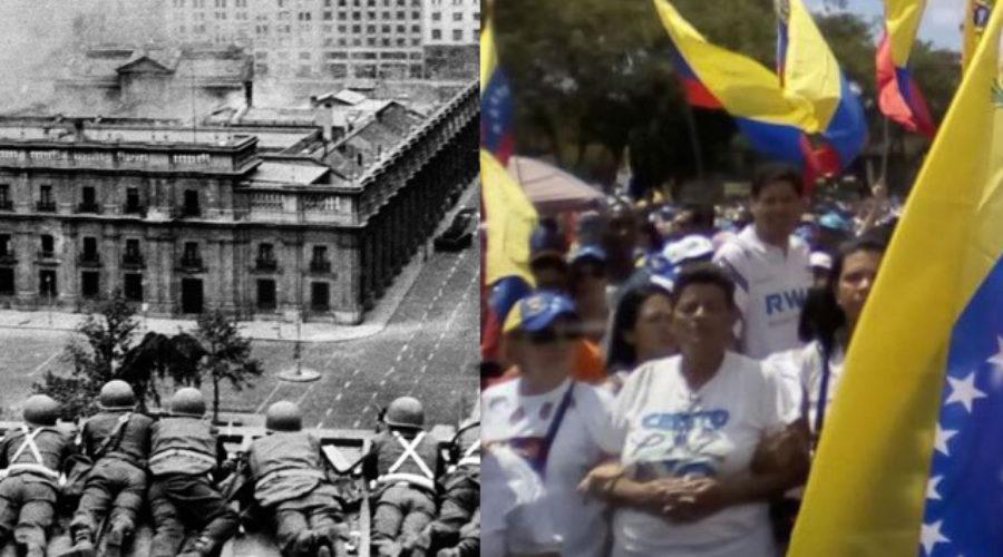 Chile y Venezuela