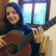 Emiliana, con madera de artista