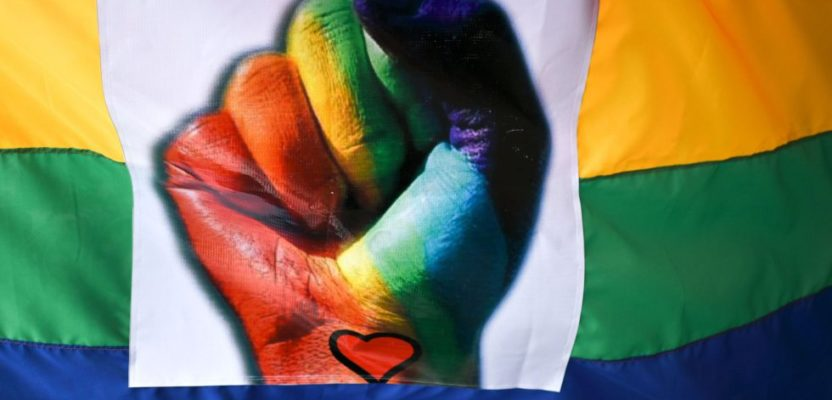 Orgullo de ser gay