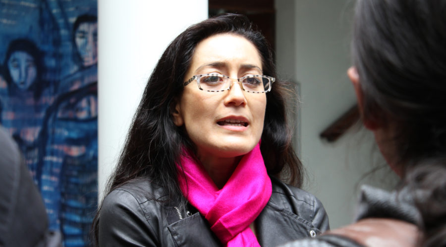 Avelina Lésper, retrato hablado