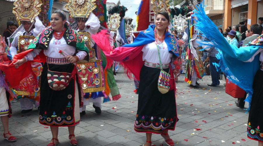 Fiesta del Inti Raymi, espiritualidad del mundo indígena