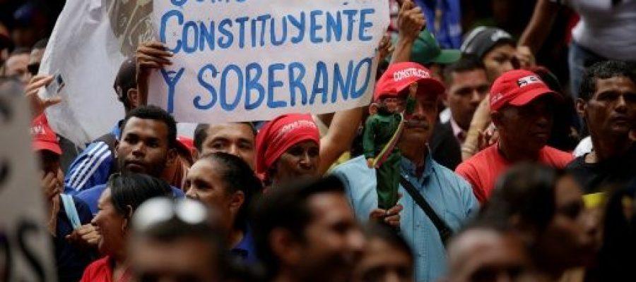 Venezuela dice si a la paz