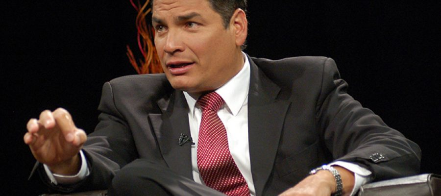 Rafael Correa: de cara a la verdad
