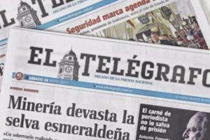 La nueva línea del diario público