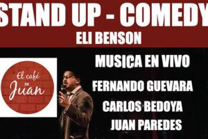 El Café de Juan: alta emoción musical y humor satírico