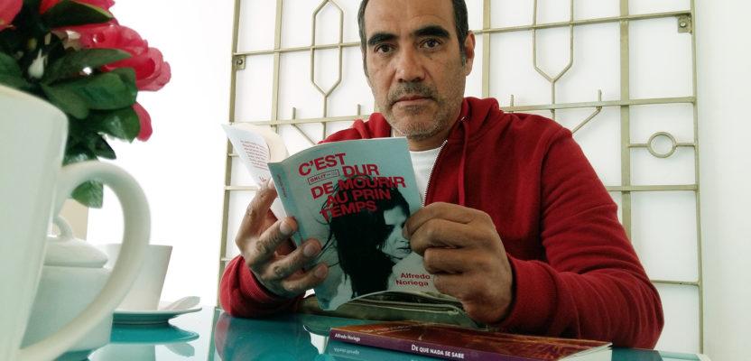 """Alfredo Noriega: """"Fuimos jóvenes transgresores"""""""