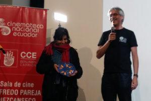 Festival Internacional de Cine de Quito: poco ruido, buenas nueces.