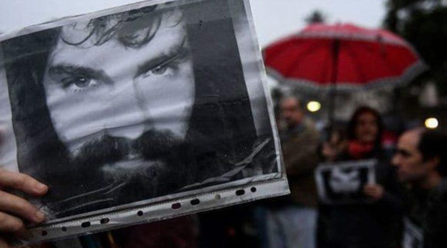 Padre del joven argentino Santiago Maldonado: ¿Dónde está mi hijo?