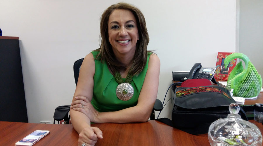 Soledad Buendía:»Hay una avalancha de implosión en Alianza País