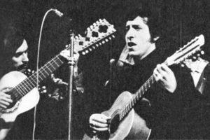 Carta de Ángel Parra a Víctor Jara