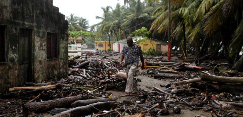 Irma, ¿por qué tan violento (a)?