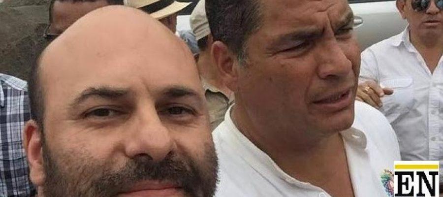 Periodista Patricio Mery arrestado en Chile a su regreso de Ecuador