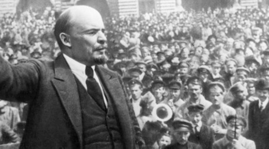 Revolución de octubre de 1917, una locura mística