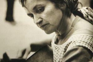 Violeta de Chile, después de vivir un siglo